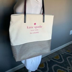 Like new Kate Spade Shoulder Tote